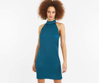 Oasis SATIN BACK SHIFT DRESS