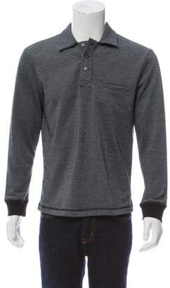 Timo Weiland Long Sleeve Polo