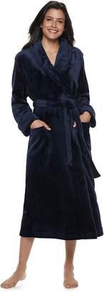 Sonoma Goods For Life Women's SONOMA Goods for Life Long Plush Wrap Robe