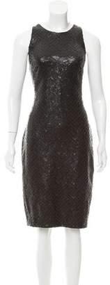 Lauren Ralph Lauren Sequin Knee-Length Dress