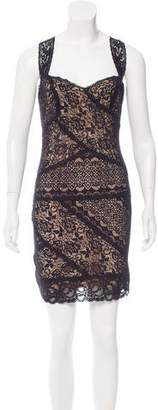 Nicole Miller Lace Mini Dress w/ Tags