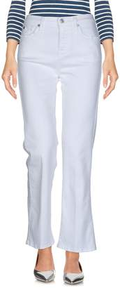 7 For All Mankind Denim pants - Item 42635507VQ