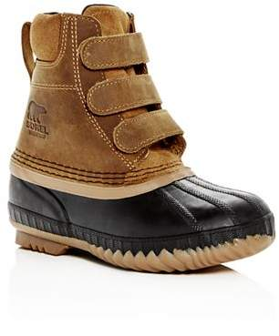 Sorel Girls' Cheyanne II Camo-Print Waterproof Boots - Toddler, Little Kid