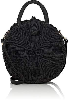 Barneys New York WOMEN'S COOPER MINI STRAW SHOULDER BAG