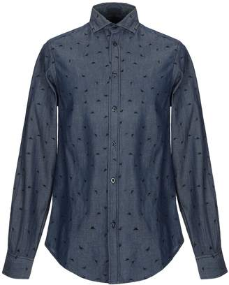 Armani Jeans Denim shirts - Item 42728886AQ