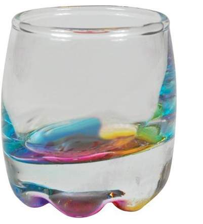 DollarItemDirect CLEAR GLASS BEAD SHOT W/RAIN BOT, Case of 288