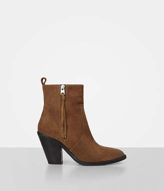 AllSaints Lorna Suede Boot