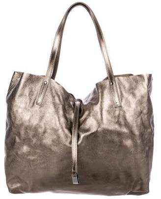 6497b965920a Reversible Leather Tote - ShopStyle