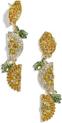BaubleBar Lemon Drop Earrings