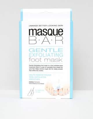 MasqueBAR Exfoliating Foot Mask