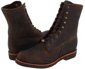 Chippewa 8 Apache Lace Men's Work Boots