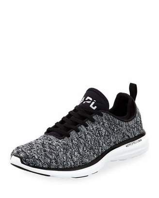 APL Athletic Propulsion Labs APL: Athletic Propulsion Labs Techloom Phantom Knit Mesh Sneaker
