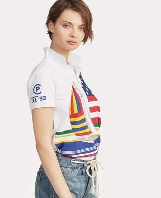 Ralph Lauren CP-93 Classic Fit Polo Shirt