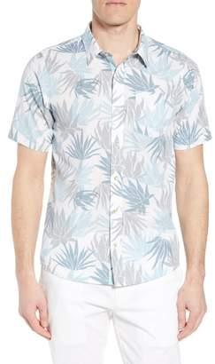 Travis Mathew Monocots Regular Fit Sport Shirt