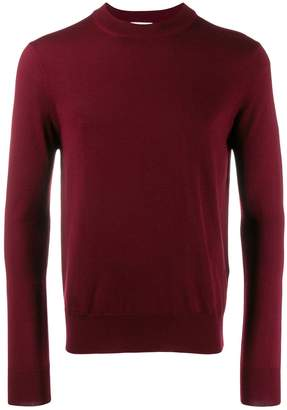 Sandro Paris crew neck jumper