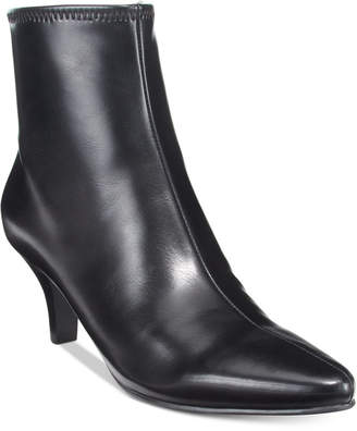 Impo Neil Pointed-Toe Booties $69 thestylecure.com