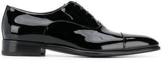 Santoni formal oxford shoes