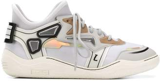 Lanvin mid-top diving sneakers