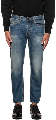 Mauro Grifoni Dark Blue Denim Jeans