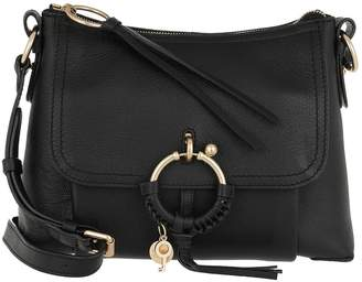 See by Chloe Joan Large Crossbody Black