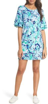 Lilly Pulitzer R) Lula Ruffle Sleeve Dress