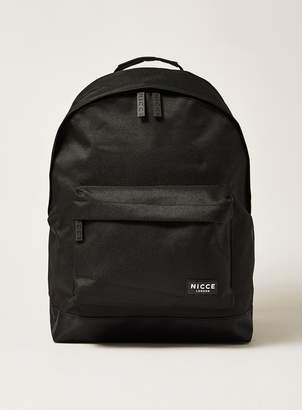 Nicce NICCE'S Black 'Core' Backpack