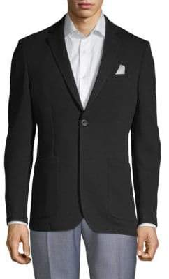 Vince Camuto Textured Notch Sportcoat