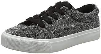 New Look Girls' Master 5167310 Trainers (Silver), 1 Child UK 33 EU