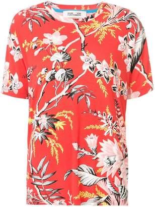 Diane von Furstenberg floral print T-shirt