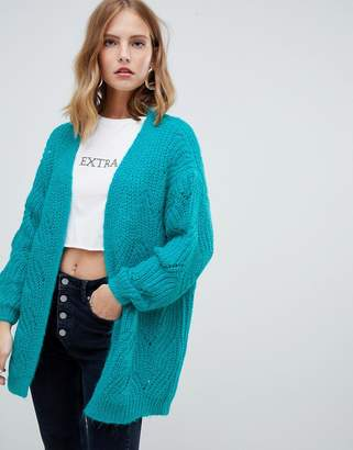 Only chunky knit cardigan