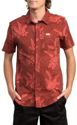 RVCA Andrew Reynolds Hawaiian Shirt