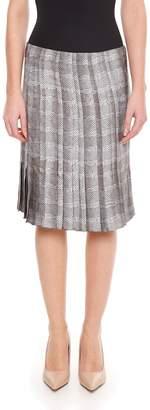 Salvatore Ferragamo Pure Silk Skirt