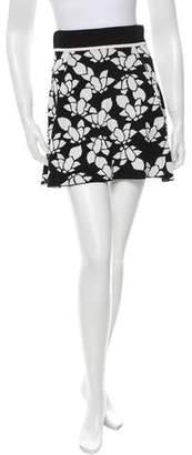 Thakoon Floral Full Skirt
