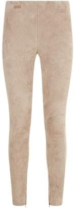 Polo Ralph Lauren Leland Suede Leggings