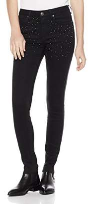 Parker Lily Women's Stretch Slimming Curvy Skinny Jeans