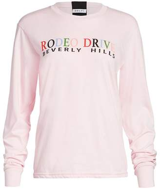 DELFI Collective Rodeo Drive Long-Sleeve Tee