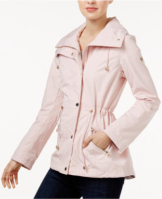 GUESS Tab-Sleeve Anorak Jacket $180 thestylecure.com