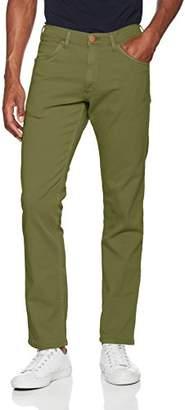 Wrangler Men's Greensboro Straight Leg Jeans,33W x 34L