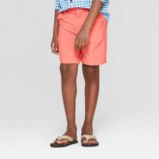 Cat & Jack Boys' Quick Dry Chino Shorts