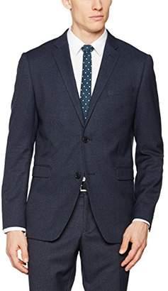Esprit Men's Premium 037EO2G020 Suit Jacket, Black