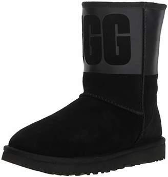 UGG Women's W Classic Short Rubber Fashion Boot