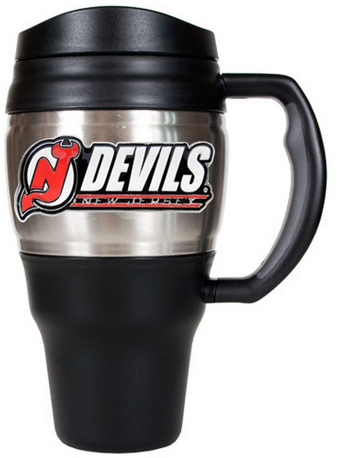 New Jersey Devils Travel Mug