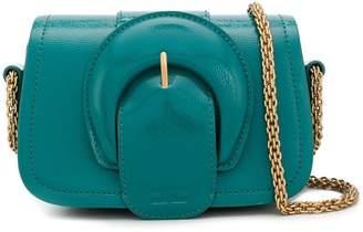 Elisabetta Franchi maxi buckle mini bag