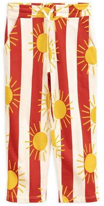 Mini Rodini Sun Stripe Trousers 2-8 Years
