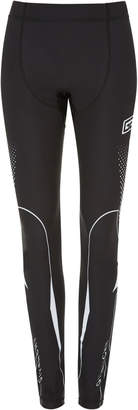 Givenchy Sporty Logo Scuba Leggings