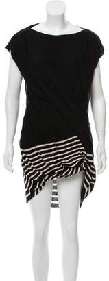 Jean Paul Gaultier Knit Mini Dress