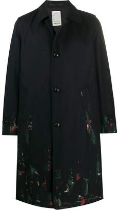 Paltò button-up coat