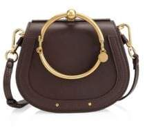 Chloé Small Nile Leather& Suede Bag