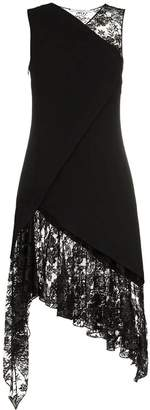 Givenchy assymetrical dress