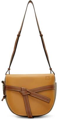 Loewe Brown Small Gate Bag